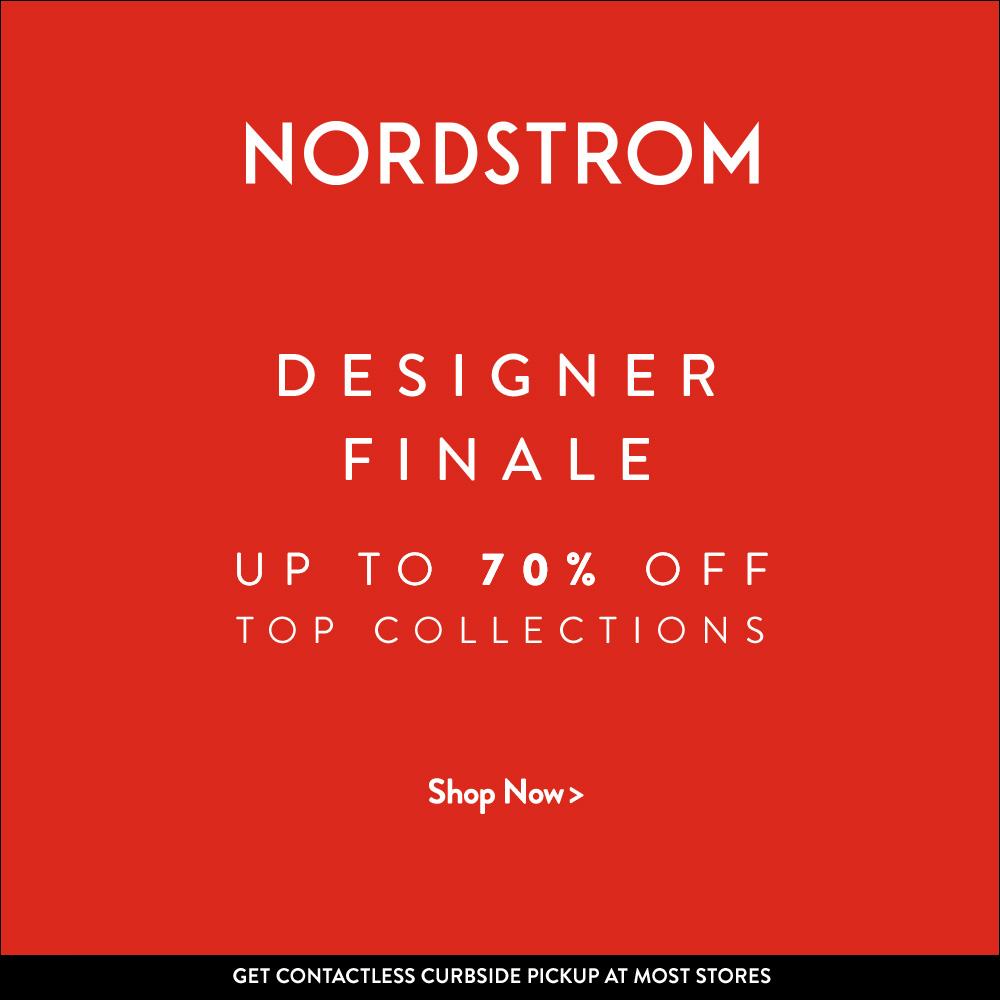 Nordstrom Designer clearance sale!