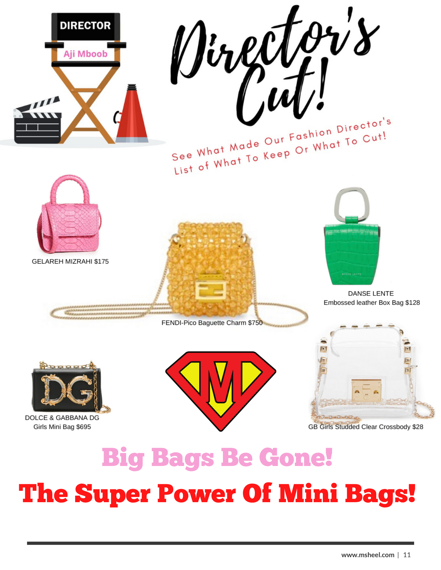 the big power of tiny bags